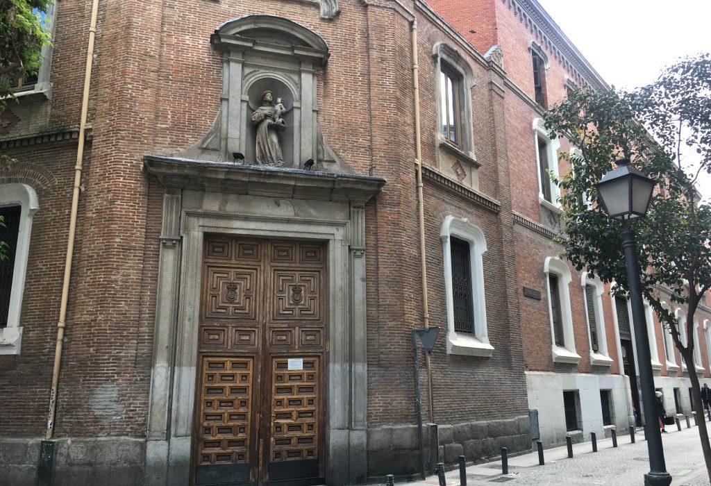 Iglesia San Antonio de los Alemanes