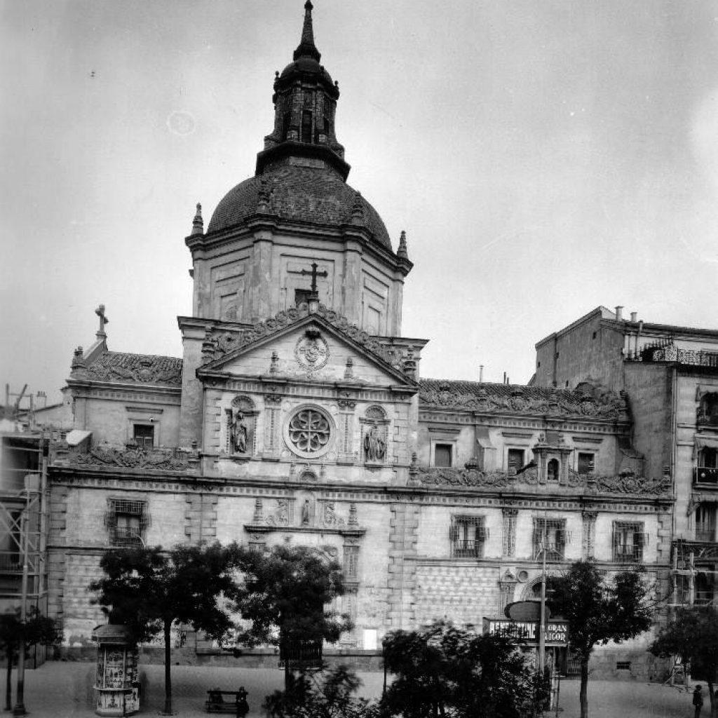 iglesia antes